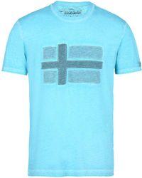 Napapijri   Short Sleeve T-shirt   Lyst