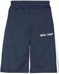 Palm Angels Bermuda - Blu