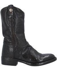Alberto Fasciani Ankle Boots - Brown