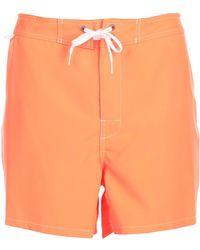 Sundek Bañadore tipo bóxer - Naranja