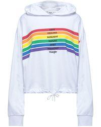 Wrangler Sweatshirt - White