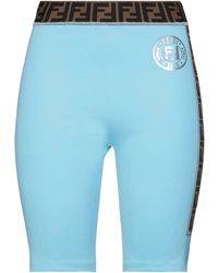Fendi Shorts - Blau