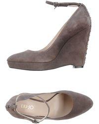 Liu Jo - Court Shoes - Lyst