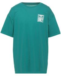 Obey T-shirt - Green