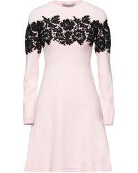 Valentino Short Dress - Pink