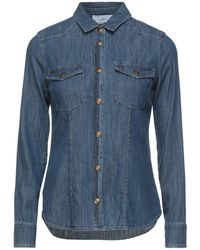 Soallure Denim Shirt - Blue