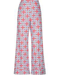 Le Sarte Pettegole Casual Trouser - Multicolour