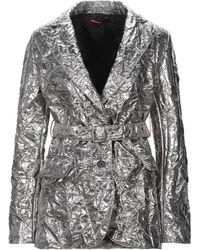 Sies Marjan Suit Jacket - Metallic