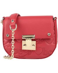 be Blumarine Cross-body Bag - Red