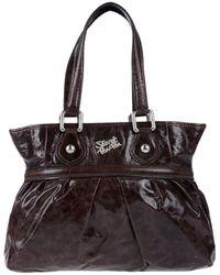 Secret Pon-pon Handbag - Black