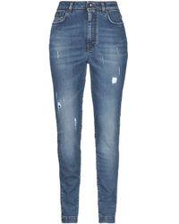 Dolce & Gabbana - Pantaloni jeans - Lyst