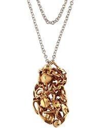 Marni Necklace - Metallic
