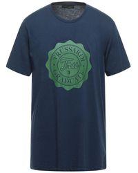 Tru Trussardi T-shirt - Bleu
