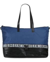 Bikkembergs Shoulder Bag - Blue
