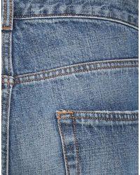 Paura Denim Trousers - Blue