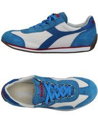 Diadora Sneakers & Tennis basses - Bleu