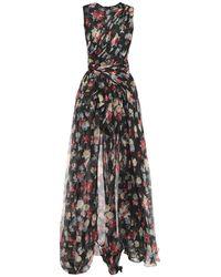 Ermanno Scervino Long Dress - Black
