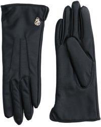 Trussardi Gloves - Black
