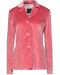 Paul & Shark Suit Jacket - Pink