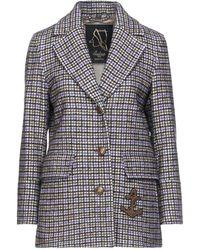 Sealup Suit Jacket - Purple