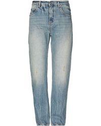 Helmut Lang Pantaloni jeans - Blu