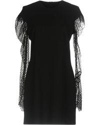Saint Laurent - Short Dresses - Lyst