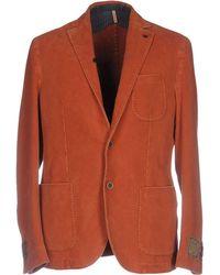 L.B.M. 1911 Suit Jacket - Multicolor