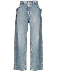 Maison Margiela Pantaloni jeans - Blu