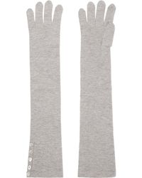 N.Peal Cashmere - Gloves - Lyst