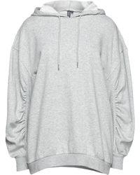 Pieces Sweatshirt - Grey