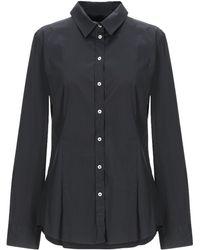 Cruciani Camisa - Negro