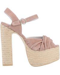 Jeffrey Campbell Sandals - Pink