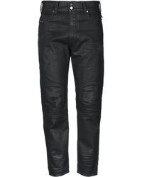 DIESEL Pantalon en jean - Noir