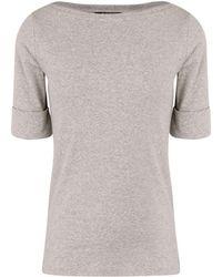 Lauren by Ralph Lauren T-shirt - Gray