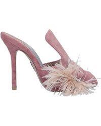 Aperlai Sandals - Pink