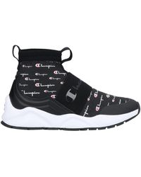 Champion High-tops & Trainers - Black