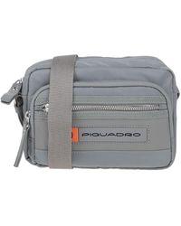 Piquadro Cross-body Bag - Grey