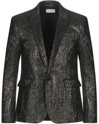 Saint Laurent Suit Jacket - Black