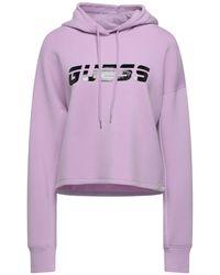 Guess Sweatshirt - Lila