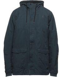 Hurley Manteau long - Bleu