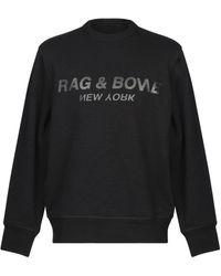 Rag & Bone Sudadera - Negro