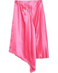 Sies Marjan Midi Skirt - Pink