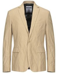 Moschino Suit Jacket - Natural