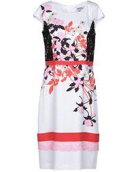 MARTA STUDIO Knee-length Dress - White