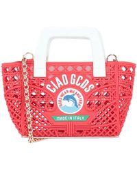 Gcds Handtaschen - Rot