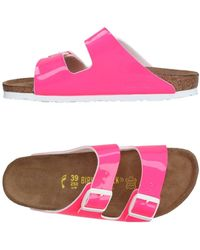 Birkenstock Sandals - Pink