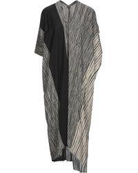 Masnada Vestido a media pierna - Neutro