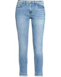 FRAME Pantaloni jeans - Blu