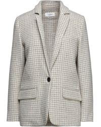 Étoile Isabel Marant Suit Jacket - White