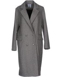 Zoe Karssen Coat - Gray